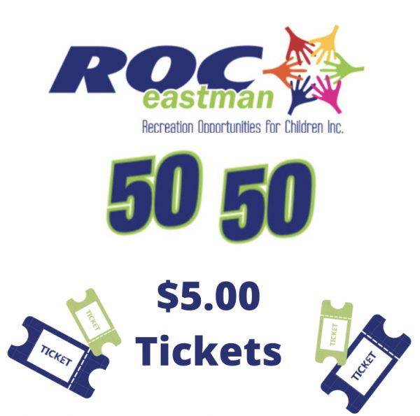 Purchase 50/50 Tickets!